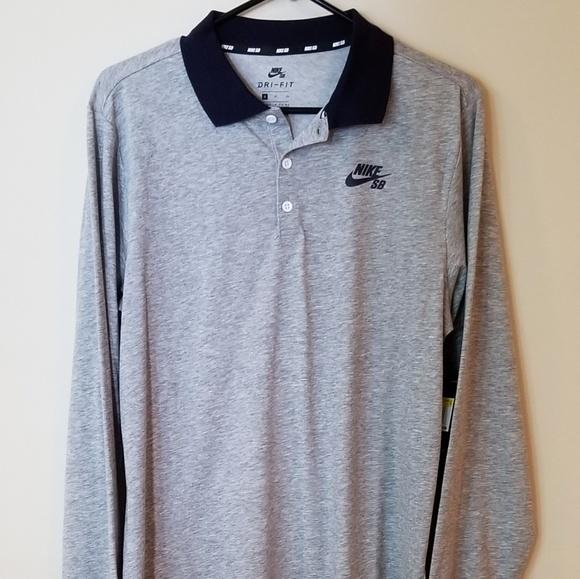 NWT Nike SB Dri FIT Men's Polo Shirt NWT